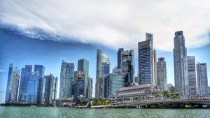 singapore-daytime-skyline