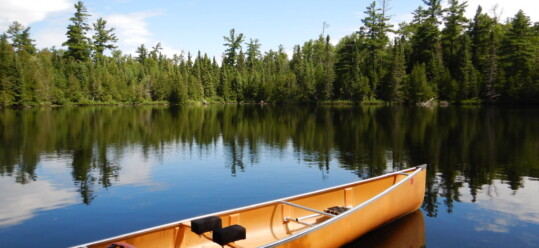 Paddling Home in the Boundary Waters Minnesota feature in Perceptive Travel