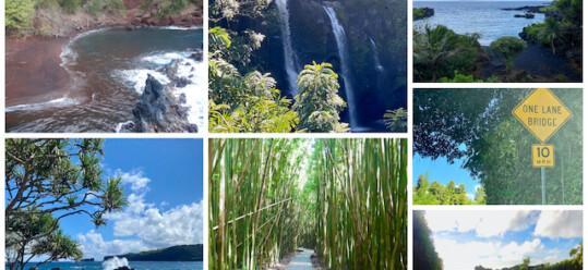 Road to Hana in 5 Minutes – Maui Travel Tips